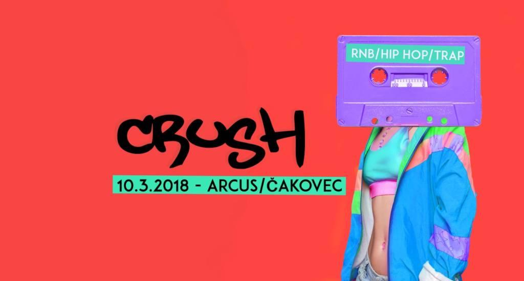 CRUSH Party priprema se za 10.3.!
